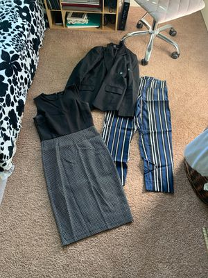 Work clothes woman's for Sale in Fresno, CA