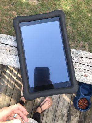 Amazon Fire HD 8 tablet w/ case for Sale in Lexington, SC