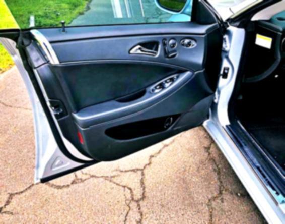 great shape 2OO6 Mercedes-Benz CLS 500