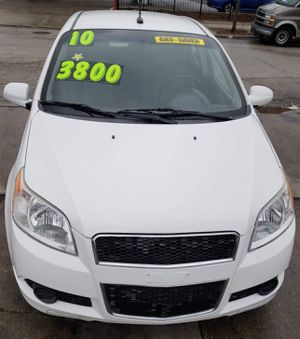2010 Chevrolet Aveo for Sale in Chicago, IL