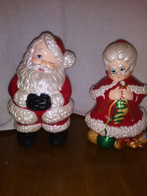 Hand-painted Mr.& Miss Claws for Sale in Kingsport, TN