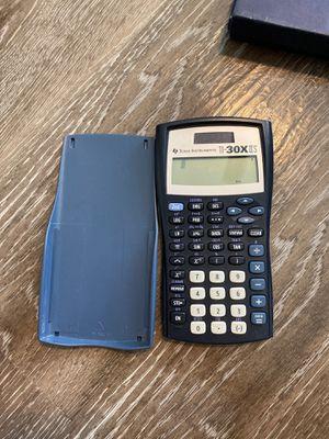 TI 30X Scientific Calculator for Sale in Charlotte, NC