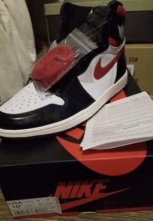 Air Jordan 1 gym red size 10.5 for Sale in Chicago, IL