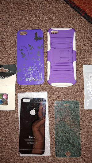 iPhone 5 & 5s bundle for Sale in Issaquah, WA