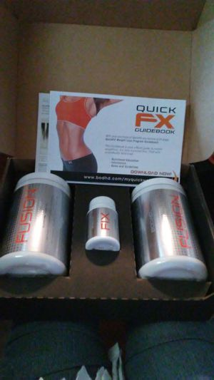 Quick fx weight loss for Sale in Las Vegas, NV