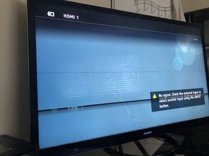 Sony Bravia XBR. Selling for parts for Sale in Beverly Hills, CA
