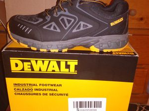 DeWalt steel safety toe shoes for Sale in Los Angeles, CA