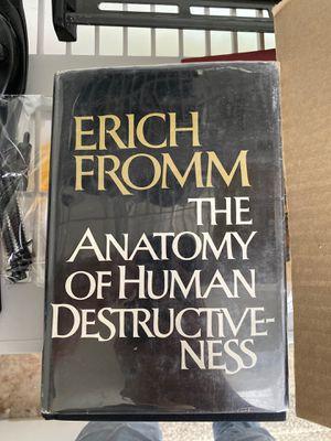The anatomy of human destructiveness for Sale in West Jordan, UT