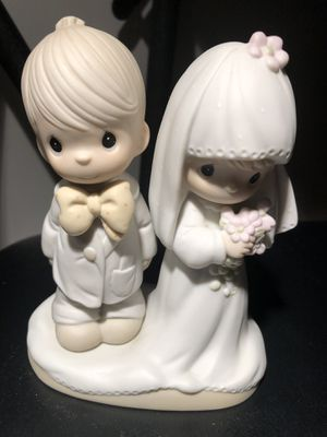 Precious Moments – Bride and Groom for Sale in Egg Harbor City, NJ