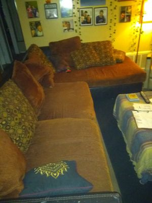 Retro sectional for Sale in Tulsa, OK