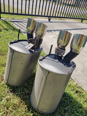 Npp corvette muffler for Sale in Miami, FL