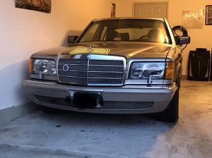 1991 Mercedes Benz 300se for Sale in Paeonian Springs, VA