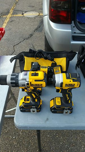 Dewalt brushless set for Sale in Denver, CO