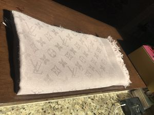 Authentic Louis Vuitton scarf. Still available. for Sale in Fort Lauderdale, FL