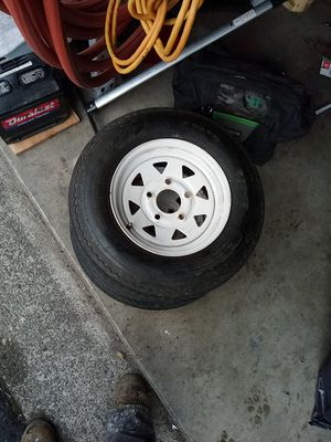 King trailer tires for Sale in Federal Way, WA
