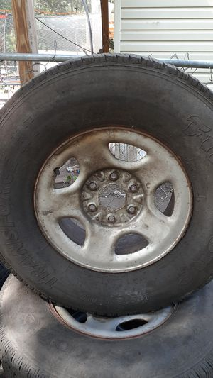 Chey rims for Sale in Ruskin, FL