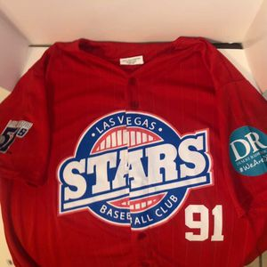 Las Vegas Stars Baseball Jersey for Sale in Las Vegas, NV