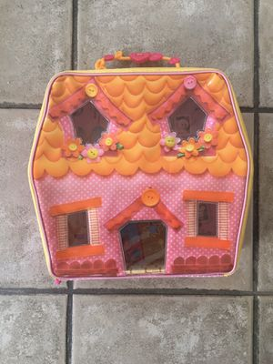 Mini Lalaloopsy doll carrying case for Sale in Scottsdale, AZ