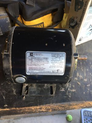 Motor Division good condition for Sale in Jurupa Valley, CA