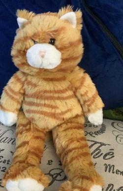 Build-a-Bear Workshop Orange Tabby Cat for Sale in Warwick,  RI