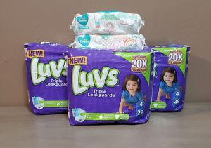 Diaper Bundle for Sale in Brooklyn, NY