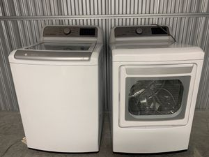 Moving sale, washer dryer set, must go now !!! for Sale in Gardena, CA