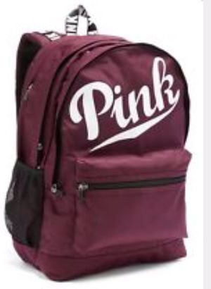 Maroon Pink Backpack for Sale in Murfreesboro, TN