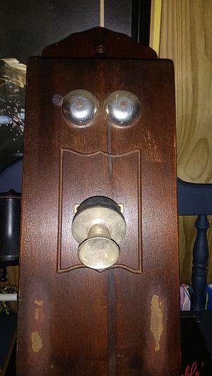 Antique styled phone (storage) for Sale in Deltona, FL
