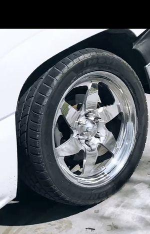 Chevy rims 20s for Sale in Delano, CA