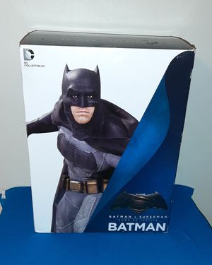 Dawn of Justice * Batman * 1:6 Scale Statue Batman v Superman for Sale in Irwindale, CA