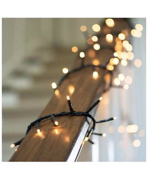 Outdoor Christmas String Lights 300 LED 105ft,Warm White for Sale in Corona, CA