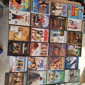 50+ Dvds/blue Ray's $2 DVD $3 Blue Ray for Sale in Apple Valley, CA