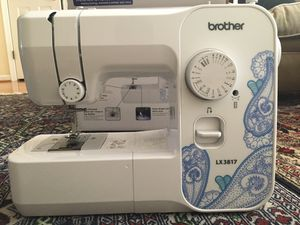 Lx 3817 brother sewing machine for Sale in Gaithersburg, MD