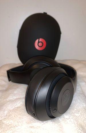 Beats Studio3 Wireless Over-Ear Noise Canceling Headphones MATTE BLACK for Sale in North Bergen, NJ