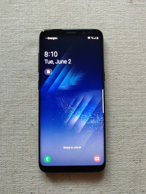 Samsung Galaxy S8 (Unlocked/T-Mobile) for Sale in Portland, OR