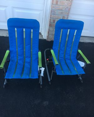 Two kids Rocking chairs used for Sale in Gaithersburg, MD