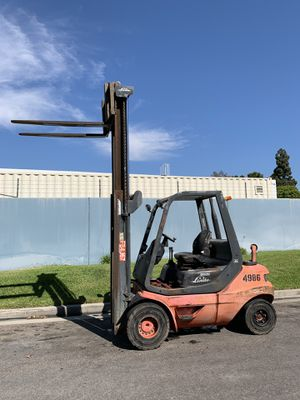 Linde forklift for Sale in Santa Ana, CA
