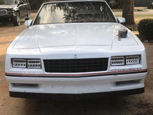 '86 Monte Carlo SS for Sale in Montgomery, AL