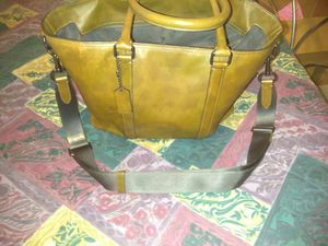 Euthentic Brown lambskin Leather Coach for Sale in Smoke Rise, GA