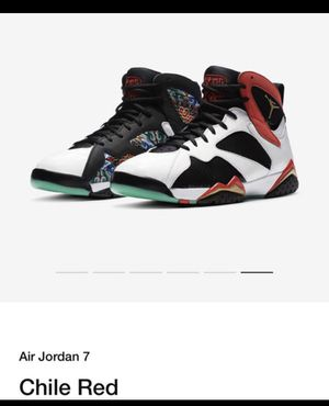 Jordan 7 Retro Greater China Size 8.5 for Sale in Long Beach, CA