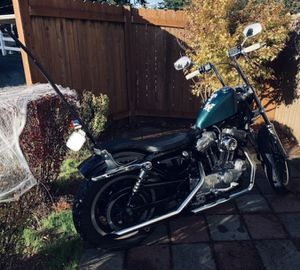 1995 Harley Davidson XL1200C Sportster for Sale in Vancouver, WA