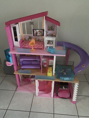 Barbie Dreamhouse Playset for Sale in Pembroke Pines, FL