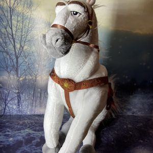 "Disney Tangled kingdom Maximus horse plush 20"" inch for Sale in Lakewood, CA"