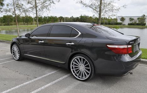GREAT-DEAL $1500.00 Lexus Ls46O 2OO7 Runs perfect