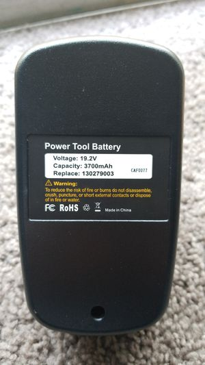 Power Tool Battery for Sale in Oklahoma City, OK