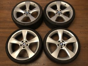 Bmw style 311 wheels 21x8.5et25 and 21x10et41 for Sale in Centreville, VA