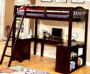 Workstation Loft Bunk Beds - Starting at $32/month for Sale in Centennial, CO
