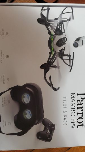 Parrot MAMOBO FPV (drone) for Sale in Hartford, CT