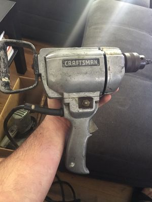 Craftsman drill for Sale in Alhambra, CA