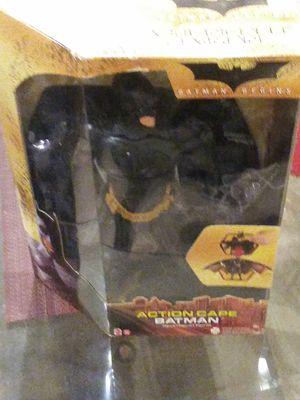 Collectors Batman Begins the action Cape Batman Mattel toys for Sale in Los Angeles, CA